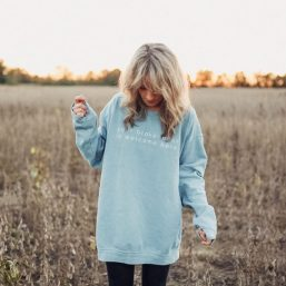 brokeness sweatshirt